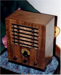 Cathedral and Tombstone Radios